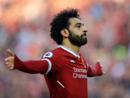 Liverpool souverän: Salah mit Köpfchen zu Saisontor Nr. 30