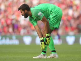 Drei Torwartpatzer: Liverpool schießt Neapel ab