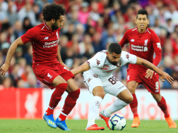 Salah und Firmino wirbeln - Liverpools Generalprobe gelingt