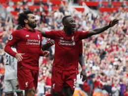 Liverpool gleich furios - Keita macht Lust auf Mehr
