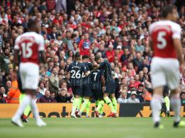 ManCity bremst Arsenal locker aus - Bankdrücker Leno