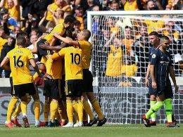 Mit Glück und Patricio: Wolves holen 1:1 gegen City!