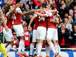 Unglücksrabe Diop beschert Arsenal den ersten Sieg