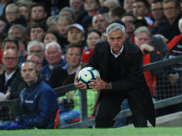 Spurs siegen 3:0 - United und Mourinho in Not
