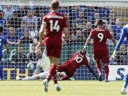 Trotz Alissons Bock: Liverpool marschiert weiter