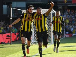Vierter Sieg im vierten Spiel - Watford bezwingt auch die Spurs