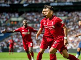 Statement in Wembley: Liverpools Start-Rekord mit Beigeschmack