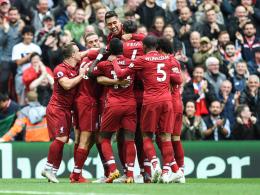 Salah beendet Mini-Flaute - Liverpool historisch!