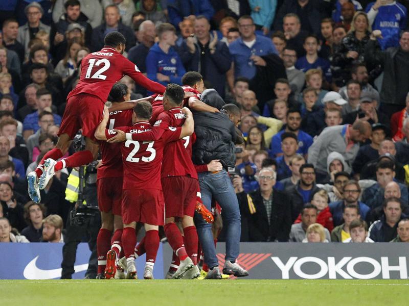 Liverpool feiert den späten Ausgleich