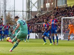 Frustrierter Özil ignoriert Emery - Elfer-Experte stoppt Arsenal