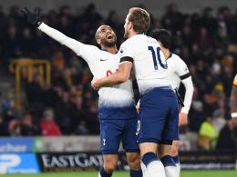Debütant Foyth macht's spannend: Tottenham erzittert ein 3:2
