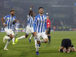 Dreifach-Coup für Huddersfield - Schürrles Trainer wackelt