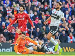 14 pikante Sekunden: Liverpool behält den Durchblick