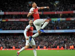 Emerys goldenes Händchen: Arsenal dreht atemberaubendes Derby!