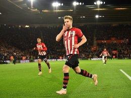 Nur 2:2 - ManUnited patzt beim FC Southampton