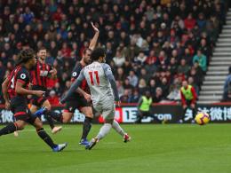 Salah-Dreierpack zum 4:0 - Liverpool übernimmt Platz eins
