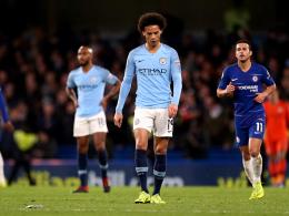 Sané zu spät, Liverpool Erster: Chelsea knackt ManCity