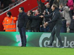 Leno patzt böse: Hasenhüttl-Joker beenden Arsenals Lauf