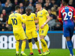 Perfekter Laufweg: Kanté führt Chelsea zum Sieg