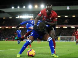 Nur 1:1 gegen Leicester: Reds lassen Steilvorlage liegen