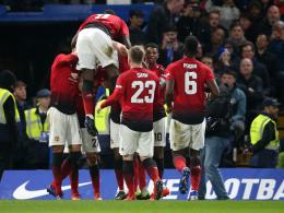 Pogba wirft Chelsea raus - Luft für Sarri wird dünner