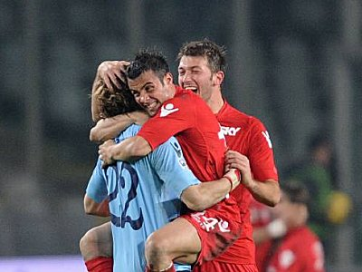 Cagliari schreibt positive Schlagzeilen