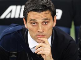 Neuer Arbeitsplatz: Vincenzo Montella trainiert ab sofort Catania Calcio.