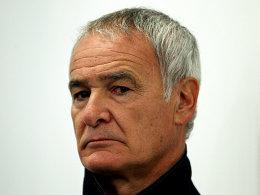 Soll Inter wieder nach oben führen: Claudio Ranieri.