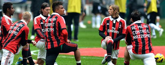 Kevin Prince Boateng und der AC Mailand
