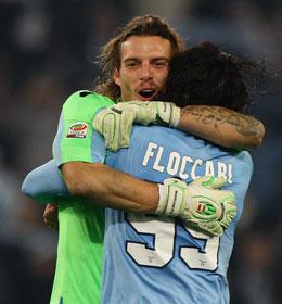 Federico Marchetti und Sergio Floccari