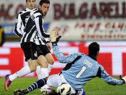 Machte mit seinem Tor für Juve alles klar: Claudio Marchisio.