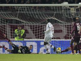 Tor! Mario Balotelli trifft in Livorno zur Führung