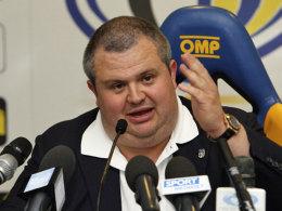 Zog seine Konsequenzen aus der Entscheidung des Coni: Parmas Präsident Tommaso Ghirardi.