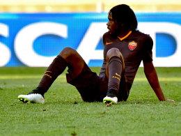 Wieder nur Magerkost: Gervinho und die Roma enttäuschten auch bei Chievo.