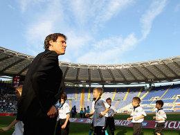 Roma entl�sst Garcia - Spalletti auf der Schwelle