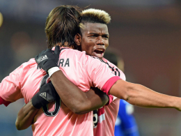Jubelt Juventus mit Sami Khedira und Paul Pogba weiter?