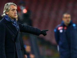 Mancini kontra Sarri: