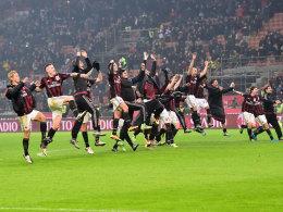 Icardis bitterer Fehlschuss: Milan triumphiert im Derby