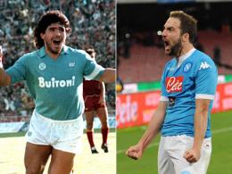 Knackt Napoli den Maradona-Rekord?