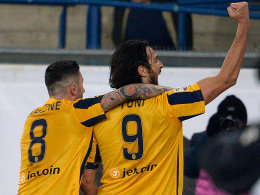 Luca Marrone und Luca Toni