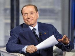 Hat mit dem AC Mailand einmal mehr große Verluste gemacht: Klub-Boss Silvio Berlusconi.