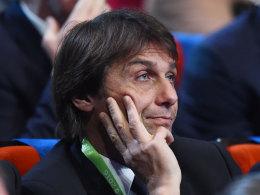 Chelsea ruft: Conte h�rt nach der EM auf