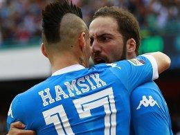 Erst Hass, dann Liebe: Napoli begehrt auf