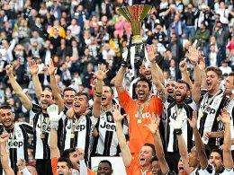 Juventus: Alle Jahre wieder - mit einem