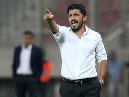 Rolle rückwärts: Gattuso zurück in Pisa