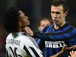 Derby d'Italia: Juve gastiert bei Inter
