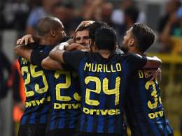 Derby d'Italia: Inter stürzt Juve vom Thron