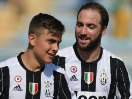 4:3 nach 1:3: Wahnsinn mit Milan - Juve setzt sich ab