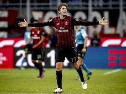 Locatellis Strahl ins Glück - Milan schlägt Juve