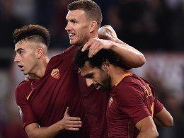 LIVE! Die Roma und Juve im Fernduell - Napoli lauert